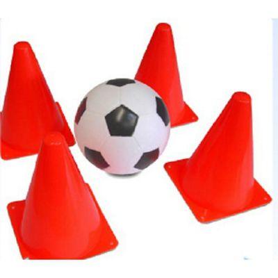 Mini Soccer Ball & Cones - Mookie