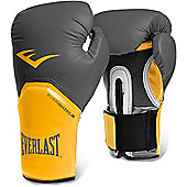 Everlast Pro Style Elite Training Boxing Gloves - Orange