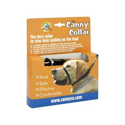Canny Collar (Size 1 Black)