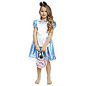 Disney Alice in Wonderland Dress-Up Costume - Blue