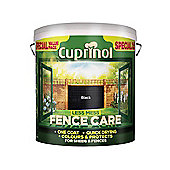 Cuprinol Less Mess Fence Care Black 6 Litre CUPLMFCBL6L
