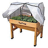 Veg Trug Small 1m Greenhouse Cover and Frame