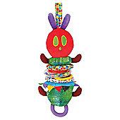 The Very Hungry Caterpillar Developmental Jiggle Caterpillar