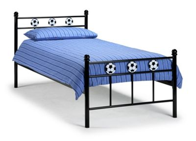 Julian Bowen Albion Football Single Bed Frame