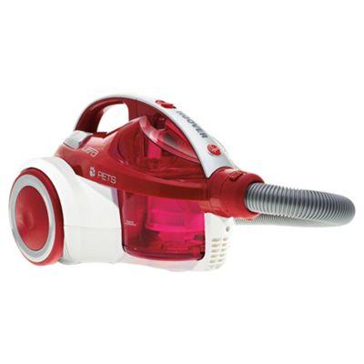 Hoover Sprint TSBE1805 Pets Cylinder Bagless Vacuum Cleaner