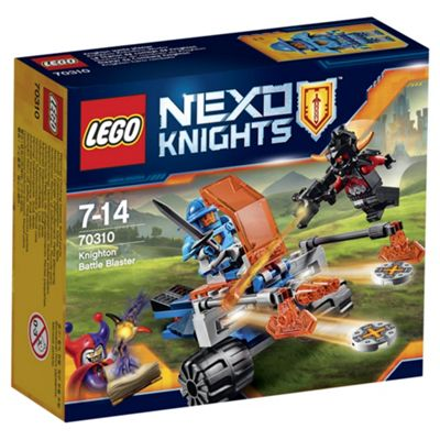 LEGO Nexo Knights Knighton Batttle Blaster 70310