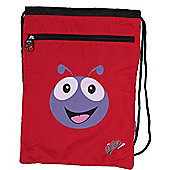 Cutie Ladybird Soft String Bag