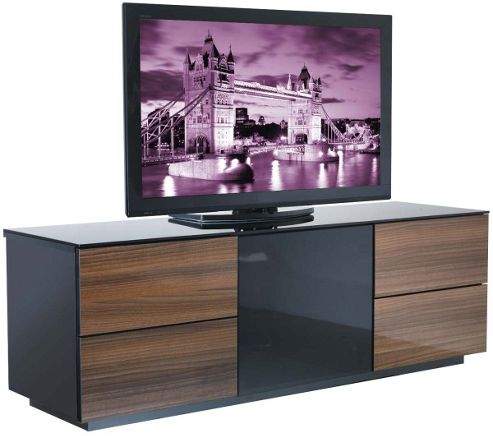 UK-CF Walnut Cabinet For TVs up to 60 inch