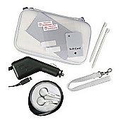 Hubb DSi Travel Pack - White - NintendoDS