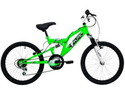 Flite Turbo Kids' Dual Suspension 6-Speed Bike