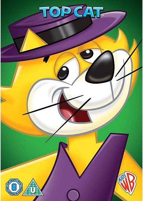 Top Cat and Friends (New Big Face)
