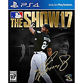 MLB The Show 17 PS4 Game
