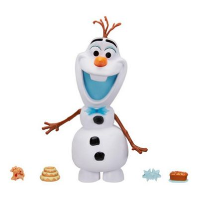 Disney Frozen Snacking And Talking Olaf