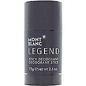 Mont Blanc Legend Deodorant Stick 75g