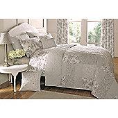 Dreams n Drapes Malton Slate Bedspread - 229x195cm