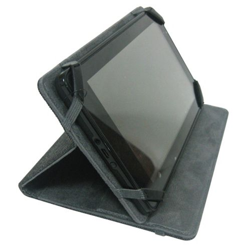 Tesco Finest Canvas Case for Hudl/Kindle Fire - Charcoal