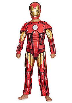 Marvel Iron Man Light-Up Costume - Red