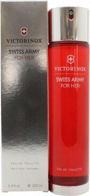 Swiss Army for Her Eau de Toilette (EDT) 100ml Spray For Women
