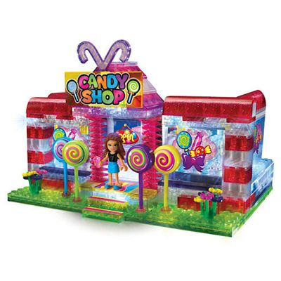 Lite Brix Lite Up Candy Shop