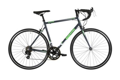 Barracuda Corvus 700c 14spd Alloy Road Racing Bike 59cm Green