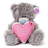 Me to You Tatty Teddy Mum heart verse