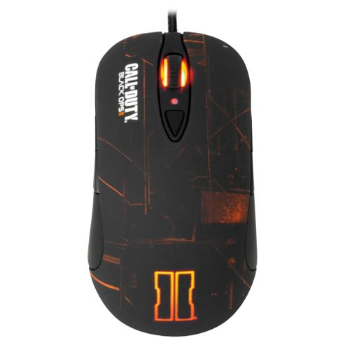 SteelSeries Call of Duty® Black Ops II Gaming Mouse