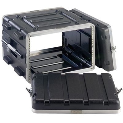 Rocket ABS Rack Case - 6 Units