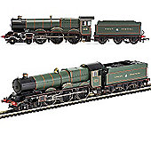 Hornby Loco R3331 Gwr 4-6-0 King James I 6000 Class
