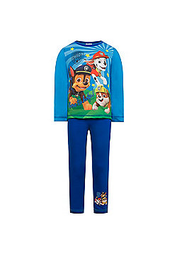 PAW Patrol Toddler Boys Pyjamas - Blue