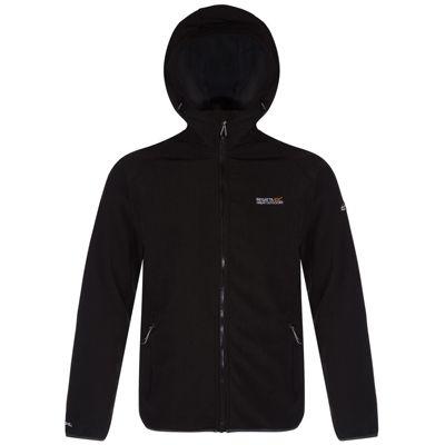 Regatta Mens Arec Softshell Jacket Black M