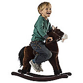 Rocking Horse With Deluxe Saddle
