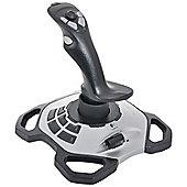 Logitech Extreme 3D Pro 12 programmable buttons Rapid-fire trigger USB