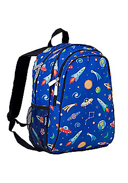 Children's Space Backpack with Side Pockets