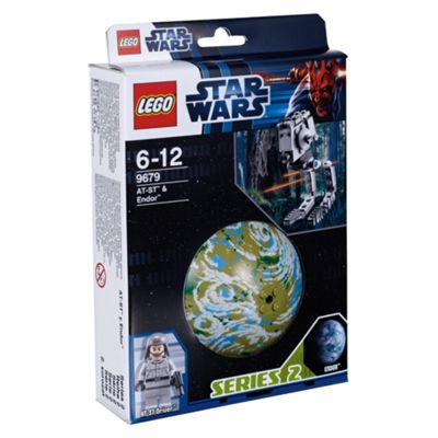 LEGO Star Wars Planets AT-ST & Endor 9679