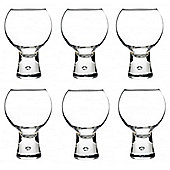 Durobor Alternato Wine / Gin Glasses, Set of 6