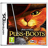 Puss In Boots - NintendoDS