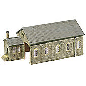 HORNBY Scaledale R9841 Granite Station Goods Shed