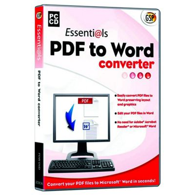 Pdf To Word Convertor