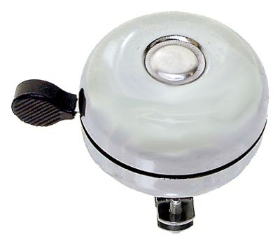 Widek 60mm Steel Ding Dong Bicycle Bell
