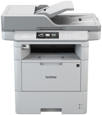 Brother MFC-L6900DWT Monochrome Laser Multifunction Printer