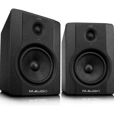 M-Audio BX5 D2 Bi-Amplified Studio Monitors - 70w