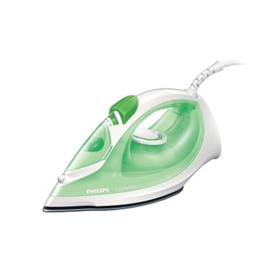 Philips GC1020 1800W EasySpeed Steam Iron with Non-stick Soleplate & Spray