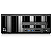HP 280 G2 Small Form Factor Desktop Intel Core i3 1000GB Windows 10 Pro Integrated Graphics