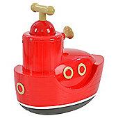 Twirlywoos Bath-time Big Red Boat