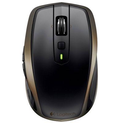 Logitech MX MX Anywhere 2 Mouse - Darkfield - Wireless