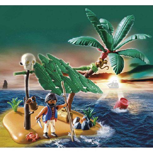 Playmobil 5138 Cast Away on Palm Island