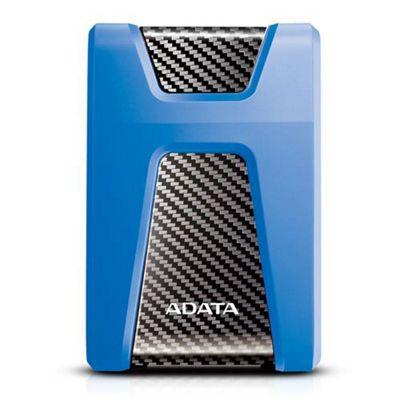 ADATA HD650 1000GB Blue external hard drive