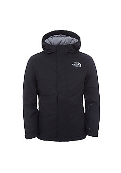 The North Face Boys Snow Quest Jacket - Black