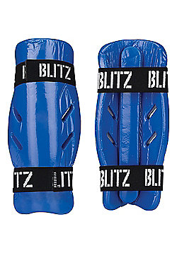 Blitz - Dipped Foam Shin - Blue