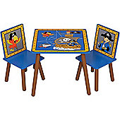 Kidsaw, Pirate Table & Chairs